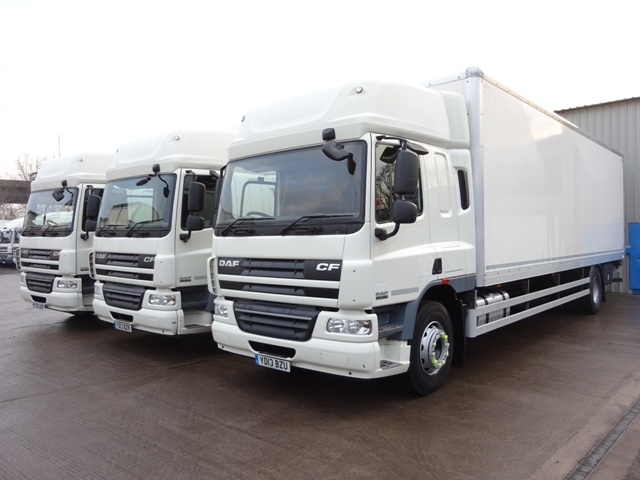 Daf FA CF65.250 Spacecab 30 Foot 4ins Box Taillift Multiple Pics 001