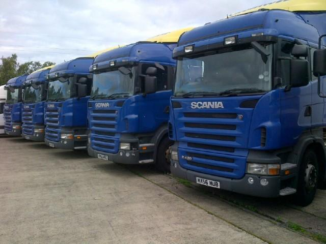 Scania R420 Highline 4x2 Tractor Units