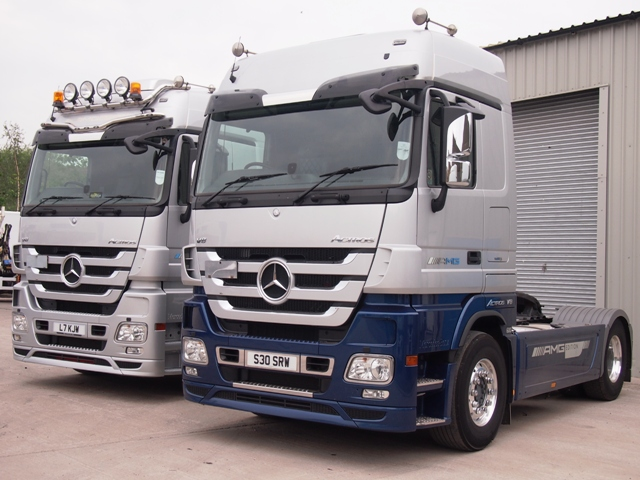 Tractor-Units