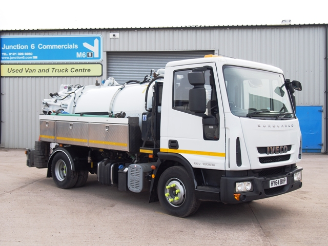 Low mileage vacuum tankers! And low prices to match